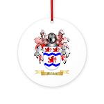 Milliken Round Ornament
