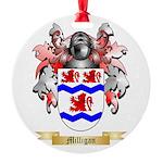 Milligan Round Ornament