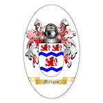 Milligan Sticker (Oval 50 pk)