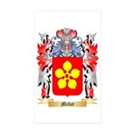 Millet Sticker (Rectangle 50 pk)