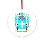 Millerick Round Ornament