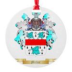 Miller Round Ornament