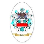 Miller Sticker (Oval)