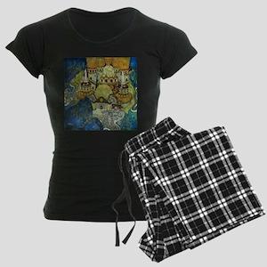 Serbian Fairy Tale - Bashtch Women's Dark Pajamas