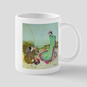 Japanese Fairy Tale - UrashimaTaro Mug