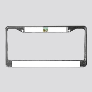 Japanese Fairy Tale - Urashi License Plate Frame