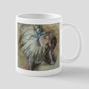Degas ballet art Mugs