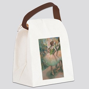 Degas ballet art Canvas Lunch Bag