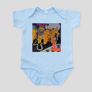 Italian Fairy Tale - The Serpent P Infant Bodysuit