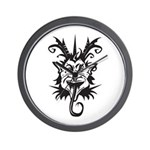 Demon Wall Clock