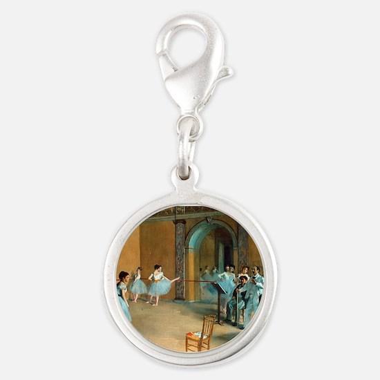 Degas ballet art Charms