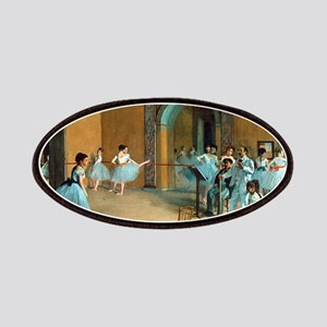 Degas ballet art Patch