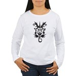 Demon Women's Long Sleeve T-Shirt