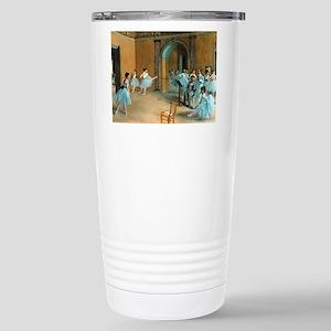 Degas ballet art Travel Mug