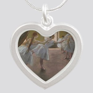Degas ballet art Necklaces