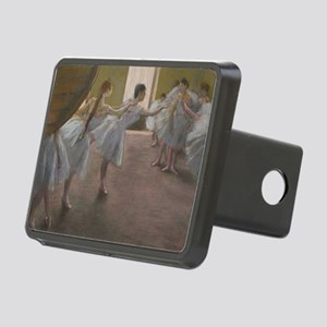 Degas ballet art Hitch Cover