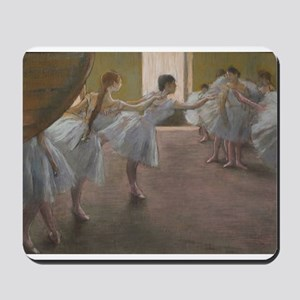 Degas ballet art Mousepad