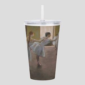 Degas ballet art Acrylic Double-wall Tumbler