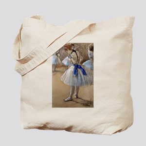 degas ballet art Tote Bag
