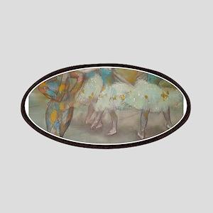degas ballet art Patch