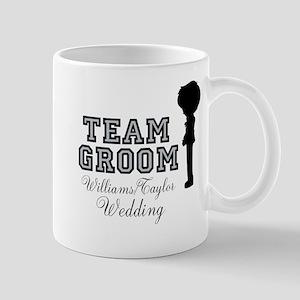 Team Groom Custom Mug