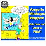 Angelic Mishaps Puzzle