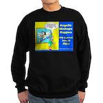 Angelic Mishaps Sweatshirt (dark)