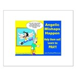 Angelic Mishaps Posters Small Poster