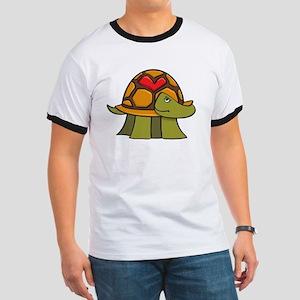 Turtle Shell Heart T-Shirt
