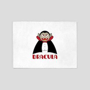Dracula 5'x7'Area Rug