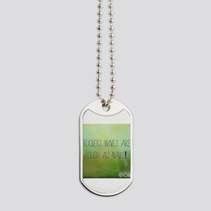 Warrior chic Dog Tags