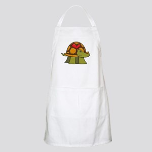 Turtle Shell Heart Apron