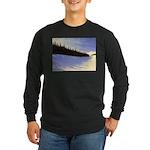 Winter evergreens Long Sleeve T-Shirt