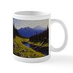 Summer forest landscape Mugs
