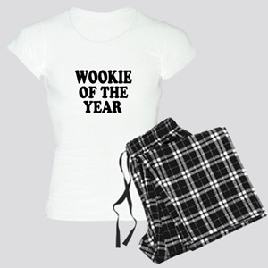 Wookie of the Year funny Women's Light Pajamas