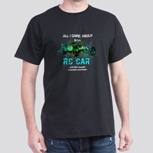 RC Cars T-shirt - All I care about is my R T-Shirt