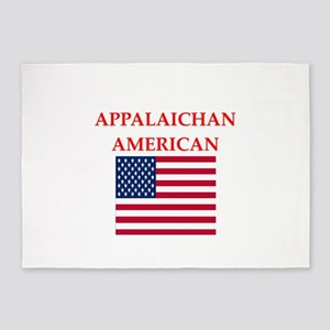 appalachian american 5'x7'Area Rug