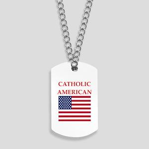 catholic Dog Tags
