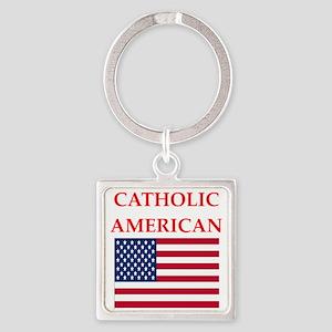 catholic Keychains