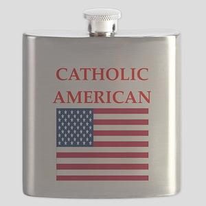 catholic Flask