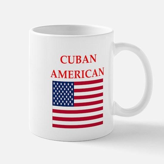 cuban american Mugs