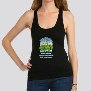 Cycling T-shirt - Studies have Racerback Tank Top