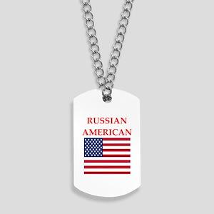 russian Dog Tags