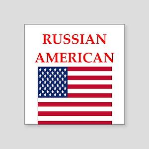 russian Sticker