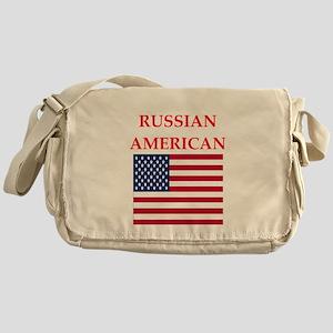 russian Messenger Bag