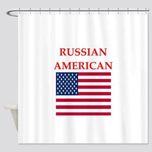 russian Shower Curtain