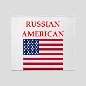 russian Throw Blanket