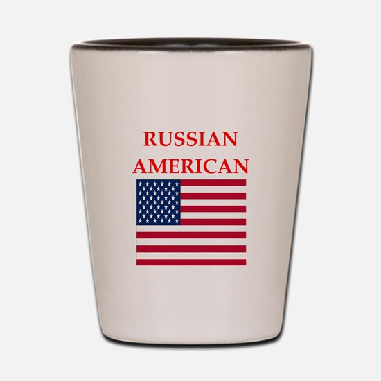 russian Shot Glass