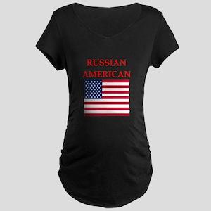 russian Maternity T-Shirt