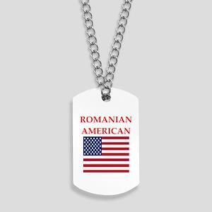 romanian Dog Tags